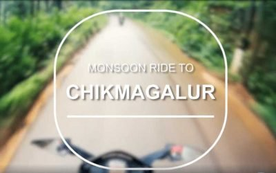 Ride to Chikmagalur | KTM RC390 | Audi Q3 | Royal Enfield 350 | Monsoon