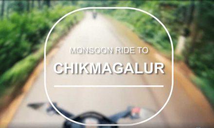 Ride to Chikmagalur   KTM RC390   Audi Q3   Royal Enfield 350   Monsoon