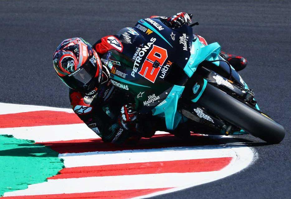 MotoGP 2021 DOHA GP Results