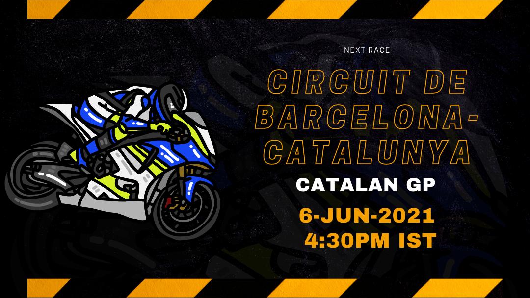 MotoGP 2021 – Schedule